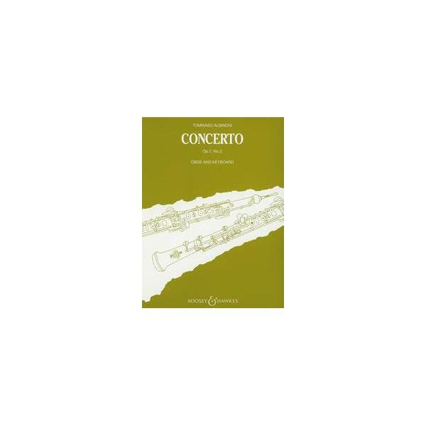 Albinoni, Tomaso - Concerto Bb Major op. 7/3