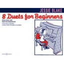 Blake, Jessie - Eight Duets for Beginners
