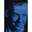 Britten, Benjamin - A Ceremony of Carols op. 28