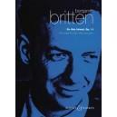 Britten, Benjamin - On This Island op. 11