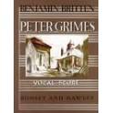 Britten, Benjamin - Peter Grimes op. 33