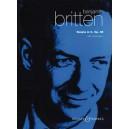 Britten, Benjamin - Sonata in C op. 65