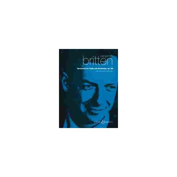 Britten, Benjamin - Symphony op. 68