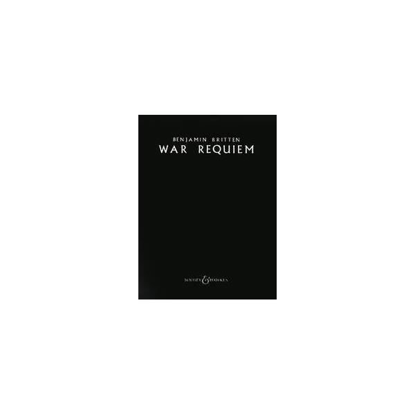 Britten, Benjamin - War Requiem op. 66