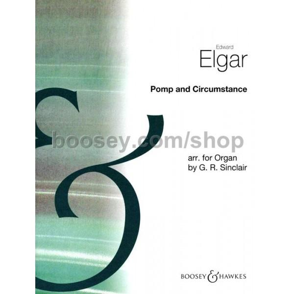 Elgar, Edward - Pomp and Circumstance op. 39