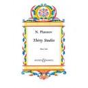 Platonov, N. - 30 Studies