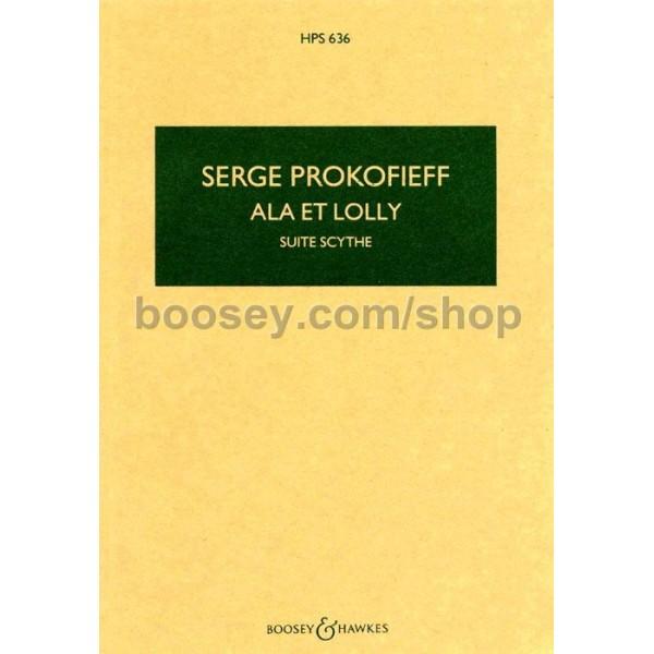 Prokofieff, Serge - Scythian Suite op. 20