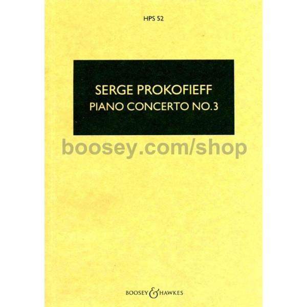 Prokofieff, Serge - Piano Concerto No. 3 in C major op. 26
