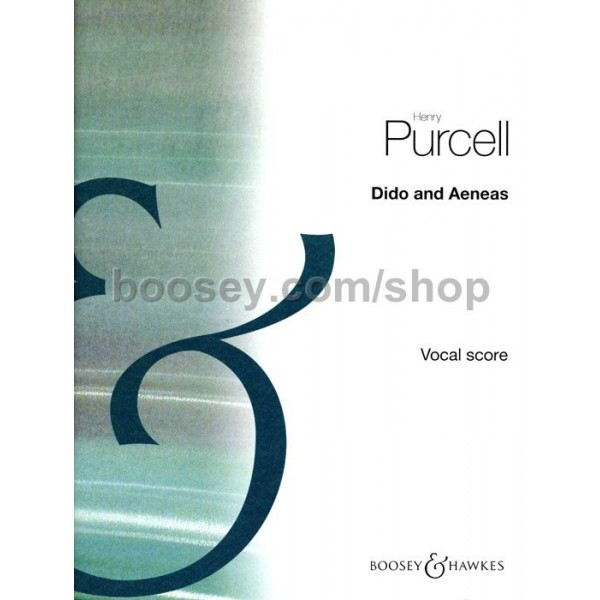 Purcell, Henry - Dido and Aeneas