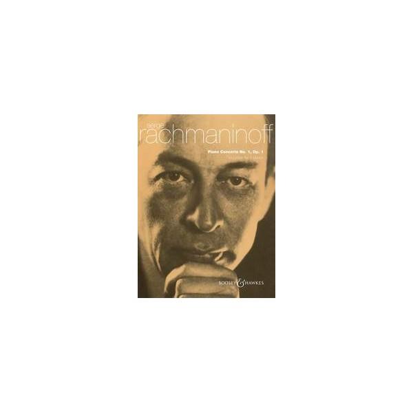 Rachmaninoff, Sergei Wassiljewitsch - Piano Concerto No. 1 in F sharp minor op. 1