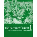 The Recorder Consort   Vol. 1 - 47 Pieces for Recorder Consort