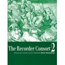 The Recorder Consort   Vol. 2 - 44 pieces for recorder consort