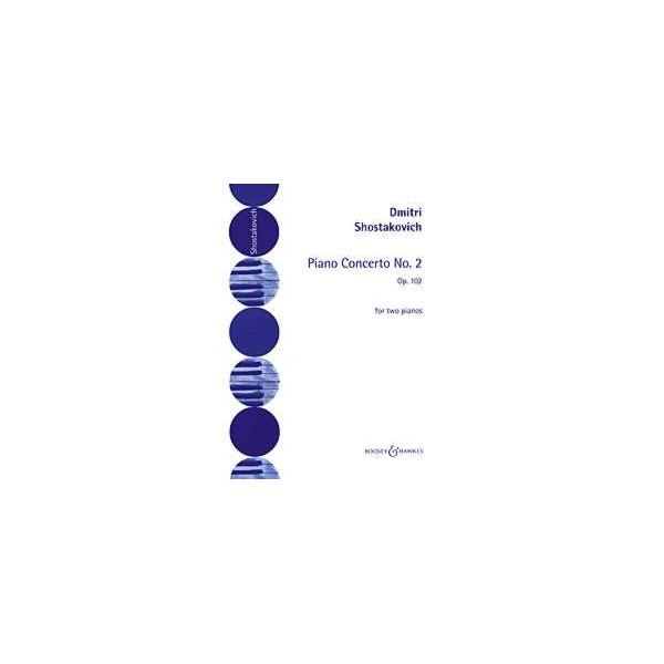 Shostakovich, Dmitri - Piano Concerto No. 2 op. 102