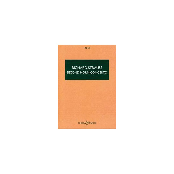 Strauss, Richard - Horn Concerto No. 2