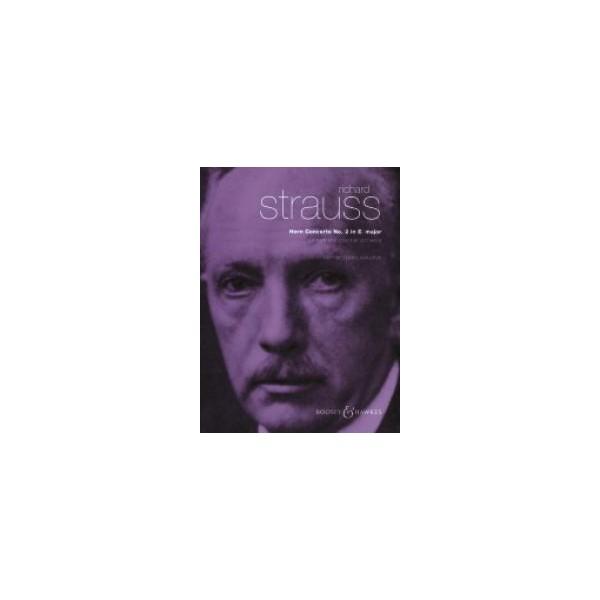 Strauss, Richard - Horn Concerto No. 2 in E Flat Major