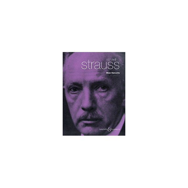 Strauss, Richard - Concerto for Oboe and Small Orchestra