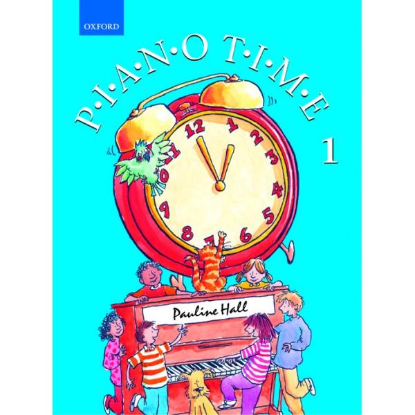 Piano Time 1 - Hall, Pauline