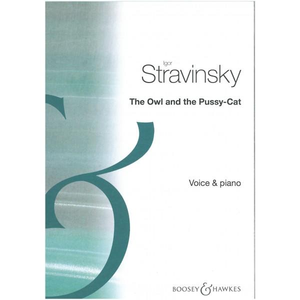 Stravinsky, Igor - The Owl and the Pussycat