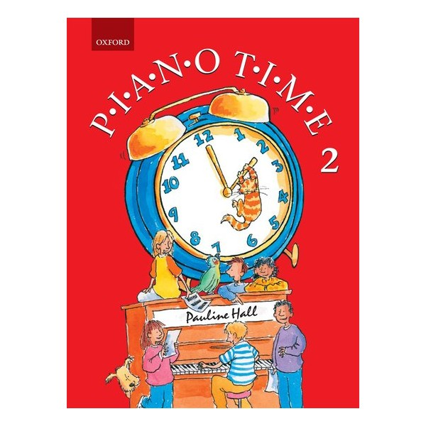 Piano Time 2 - Hall, Pauline