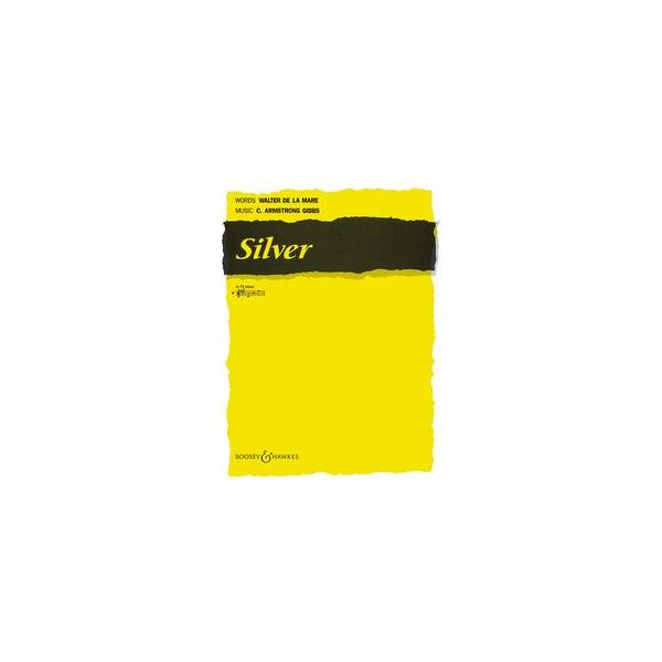 Gibbs, Cecil Armstrong - Silver op. 30/2
