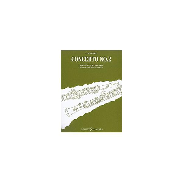 Handel, George Frideric - Concerto No. 2 Bb Major