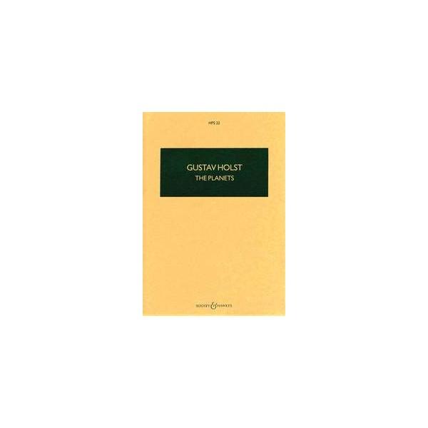 Holst, Gustav - The Planets op. 32
