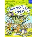 Piano Time Jazz Book 1 - Hall, Pauline