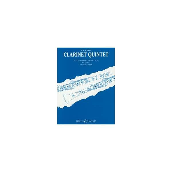 Mozart, Wolfgang Amadeus - Clarinet Quintet In A major  KV 581