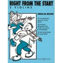 Right from the Start - 20 very elementary pieces for young players