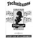 Nelson, Sheila Mary - Technitunes