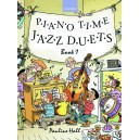 Piano Time Jazz Duets Book 1 - Hall, Pauline
