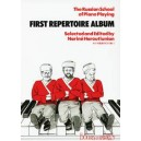 The Russian School of Piano Playing   Vol. 1 - First Repertoire Album