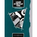 Wastall, Peter - Learn As You Play Tuba