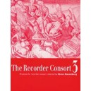 The Recorder Consort   Vol. 3 - 40 Pieces for Recorder Consort