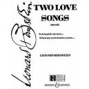 Bernstein, Leonard - 2 Love Songs