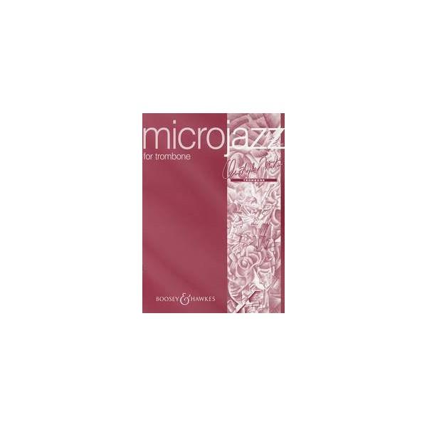 Norton, Christopher - Microjazz for Trombone