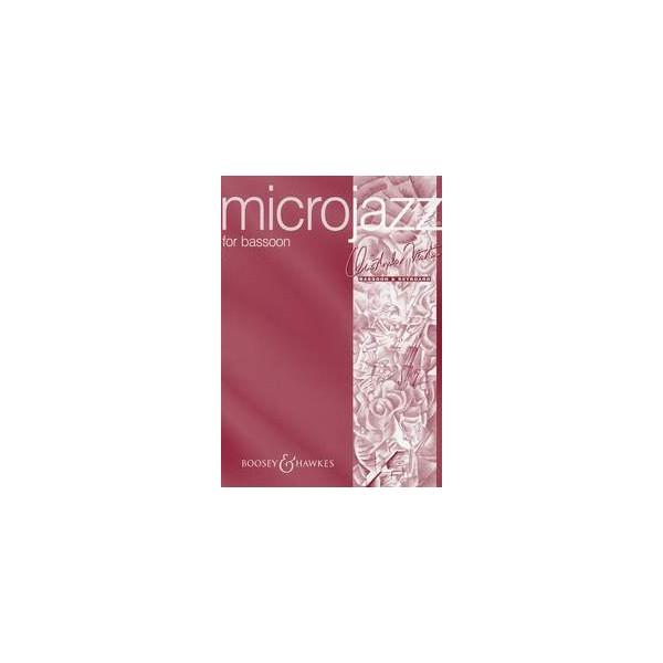 Norton, Christopher - Microjazz for Bassoon