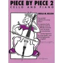 Piece by Piece   Vol. 2 - Easy graded repertoire for young players