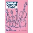 Nelson, Sheila Mary - Quartet Club   Vol. 2