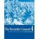The Recorder Consort   Vol. 4 - 40 pieces for recorder consort