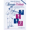 Sheila M. Nelsons Baroque Violinist - A superb collection of intermediate pieces
