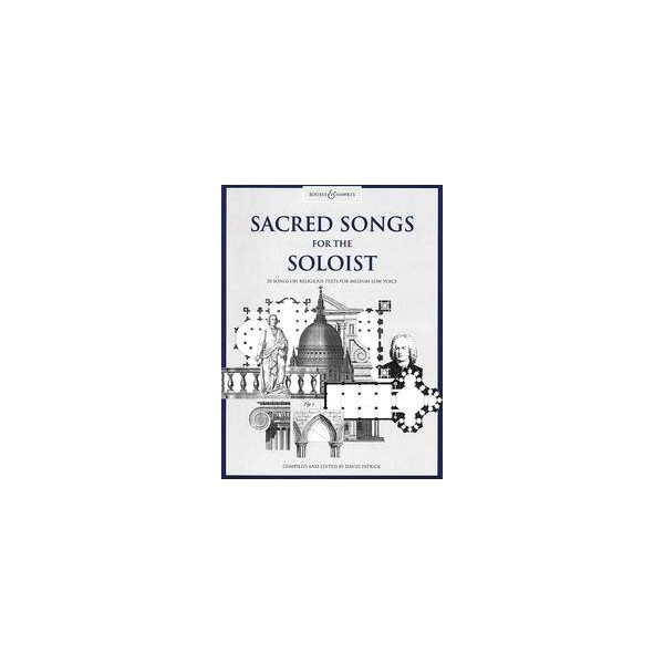 Sacred Songs For The Soloist - 20 Songs on Religious Texts