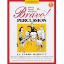 Barratt, Carol - Bravo! Percussion   Vol. 1