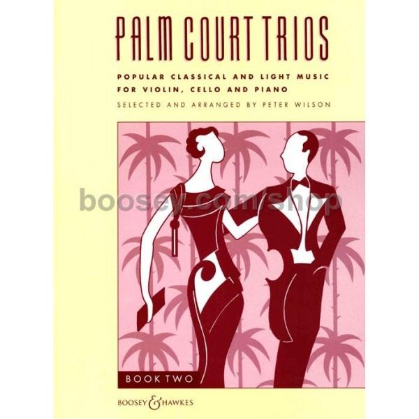 Palm Court Trios   Vol. 2 - Popular classical and light music