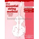 Nelson, S - The Essential String Method piano accomp. Vol. 1 and 2