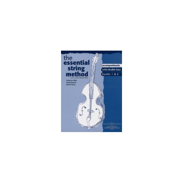Nelson, Sheila Mary - The Essential String Method   Vol. 1 and 2