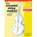 Nelson, Sheila Mary - The Essential String Method D Bass  Vol. 2