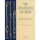 The Renaissance Recorder - A Selection of Renaissance Tunes