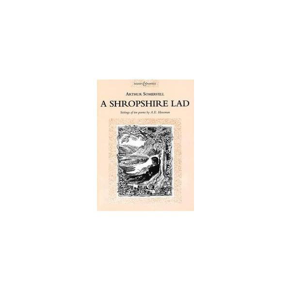 Somervell, Arthur - A Shrophsire Lad