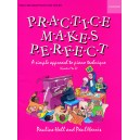Hall, Pauline & Harris, Paul - Practice makes Perfect: Piano